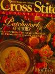 Click here to enlarge image and see more about item cscc2h: Cross Stitch & Country Crafts Nov/Dec 1993