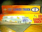 Click here to enlarge image and see more about item ctruck1n: Sunoco 1994 Collector's Edition Toy Tanker Truck