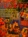 Click here to enlarge image and see more about item ctv16m4h: Crafting Traditions Mar/Apr 1998