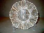 Click here to enlarge image and see more about item federal1n: Bowl Crystal Pioneer Line Federal Glass