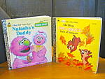 Click here to enlarge image and see more about item flgb9l: Chip & Dale's Book Of Seasons &  Natasha's Daddy