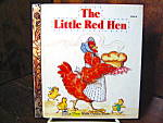 Click here to enlarge image and see more about item flgbk2l: Golden Book-The Little Red Hen