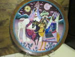 Click here to enlarge image and see more about item hccp4d: Hedi Keller Plate Dem Stern Folgen - Follow The Star