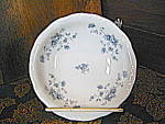 Click here to enlarge image and see more about item jhbg5e: Johann Haviland Blue Garland Fruit/Berry Bowl