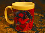 Click here to enlarge image and see more about item kccw14d: Marvel Spiderman Coffee Mug