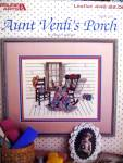 Click here to enlarge image and see more about item LA448m: Leisure Arts Aunt Verdi's Porch #448