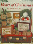 Click here to enlarge image and see more about item LA516f: Leisure Arts Heart of Christmas #516