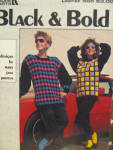 Leisure Arts Black & Bold #565