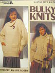 Leisure Arts Bulky Knits #571