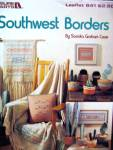 Click here to enlarge image and see more about item LA641l: Leisure Arts Southwest Borders  #641