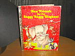 Click here to enlarge image and see more about item lgb12l: Little Golden Book New Friends For Saggy Baggy Elephant