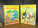 Click here to enlarge image and see more about item lgb50l: The Colorful Mouse & My Frist Counting Book