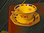 Click here to enlarge image and see more about item mjas1d: Maddock John and Son Cup and Saucer Set