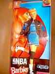 Click here to enlarge image and see more about item nbabw1l: NBA Barbie Orlando Magic