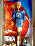 Click here to enlarge image and see more about item nbabw2l: NBA Barbie Minnesota Timberwolves