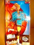 Click here to enlarge image and see more about item nbabw6l: NBA Barbie Detroit Pistons