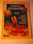 Click here to enlarge image and see more about item ngm10d: Vintage National Geographic Magazine March 1969
