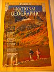 Click here to enlarge image and see more about item ngm11d: Vintage National Geographic Magazine August 1969