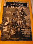 Vintage National Geographic Magazine July 1971
