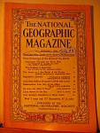 Click here to enlarge image and see more about item ngm1c: Vintage National Geographic Magazine January 1959