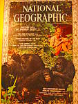Click here to enlarge image and see more about item ngm3b: Vintage National Geographic Magazine December 1965.