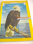 Vintage National Geographic Magazine July 1976