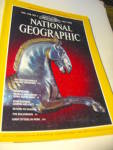 Vintage National Geographic Magazine July 1980