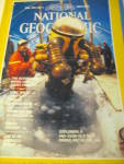 Vintage National Geographic Magazine July  1983