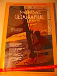Click here to enlarge image and see more about item ngm8c: Vintage National Geographic Magazine October 1968