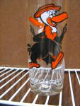 Click here to enlarge image and see more about item pcswl4o: Vintage Pepsi Collector Glass Beaky Buzzard