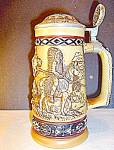Click here to enlarge image and see more about item st3l: Avon Indians Of The American Frontier Stein