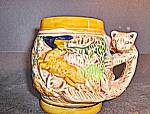 Click here to enlarge image and see more about item st9l: Vintage Lego Animal Stein