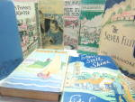 Click here to enlarge image and see more about item vbbyll1: Vintage Book Set By Lida Larrimore