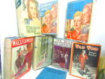 Click here to enlarge image and see more about item vbtbbs1e: Vintage Book Set Temple Bailey