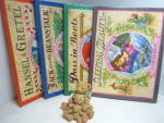 Click here to enlarge image and see more about item vcbosts2a: Fairy Tale Favorites Pop-Up Book Set