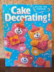 Click here to enlarge image and see more about item wcb5k: Wilton Cake Decorating 1987 Yearbook Book Magazine