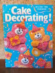 Click here to enlarge image and see more about item wcb5q: Wilton Cake Decorating 1987 Yearbook Book Magazine