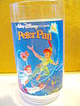 Click here to enlarge image and see more about item wdcsg2b: Peter Pan Collector Glass