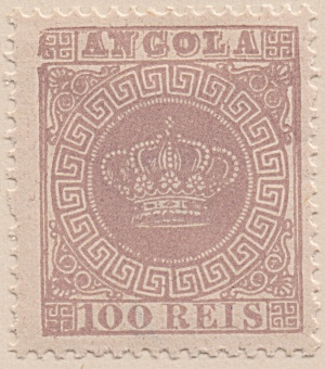 Angola Scott#07 (1870-1877)  unused (Image1)