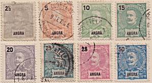 Angra (Portuguese Admin) Sc#14-16, 18-22 (Image1)
