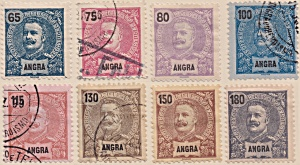 Angra (Portuguese Admin) Sc#24-25, 27-32 (Image1)