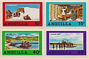 Anguilla Sc#49-52 (1969) unused (Image1)