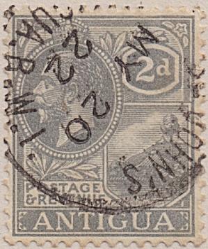 Antigua Sc#48 (1921) (Image1)
