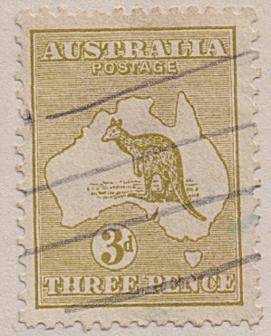 Australia Sc#05  (1913) (Image1)