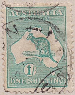 Australia Sc#10  (1913) (Image1)