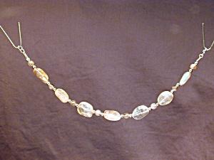 Citrine Nugget & Sterling Silver bracelet (Image1)