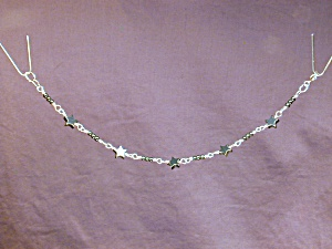 Hematite Stars & SS bracelet (Image1)