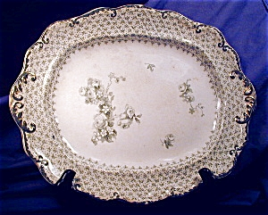 Ridgways Green Transfer Platter (Image1)