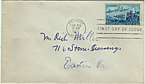 Scott 1000 Envelope (Image1)