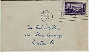Scott 1003 Envelope (Image1)